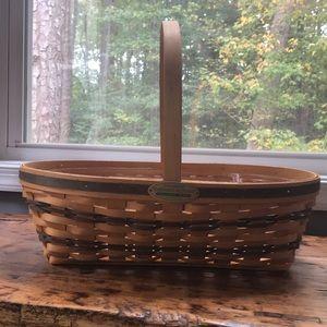 Longaberger 1998 Hospitality Basket